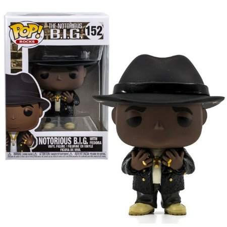 Funko Pop! Rocks: Notorious B.I.G #152