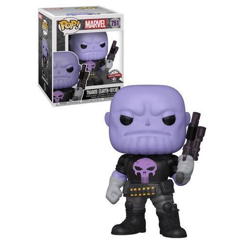 Funko Pop!: Marvel - Thanos Punisher #751