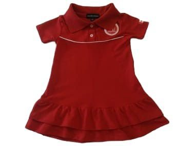 Maple Bear Infantil - Vestido Polo - Ref.135