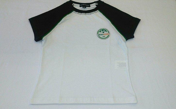 Green Book - Camiseta Infantil Unissex - Manga Curta - Ref.33