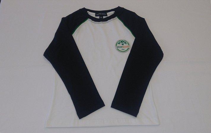 Green Book - Camiseta Masculina - Manga Longa - Ref.59/74