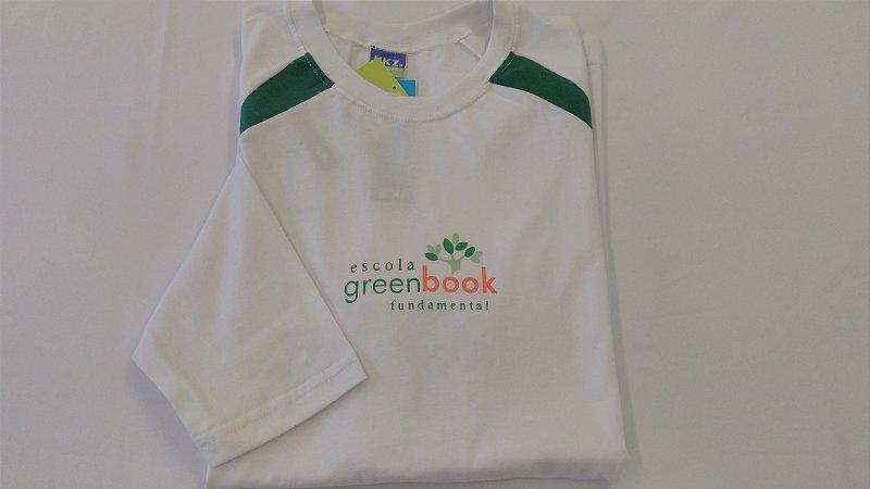 Green Book -  Camiseta Unissex Manga Curta Coleção Passada - Ref.46