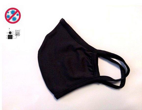 Mascara de Tecido Amni Virus-Bac Unissex