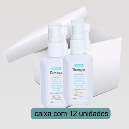 Decreina Spray -  Caixa 12Und