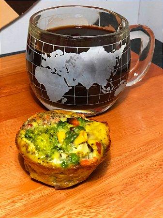 Muffin Veggie