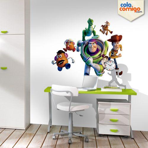 Adesivo de Parede Toy Story