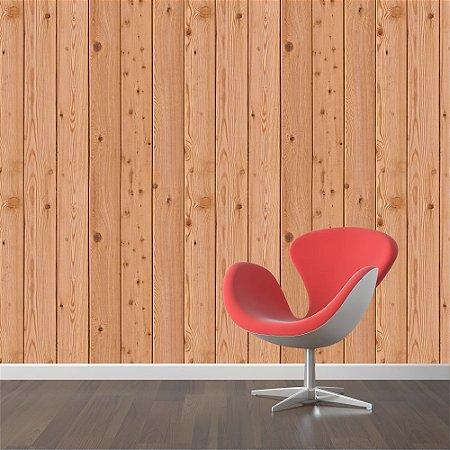 Papel de parede tabuas de madeira