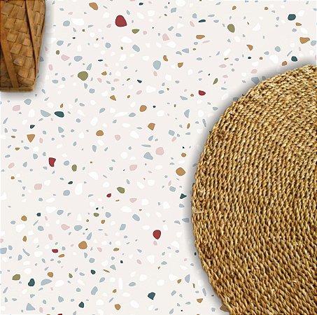 Adesivo piso granilito