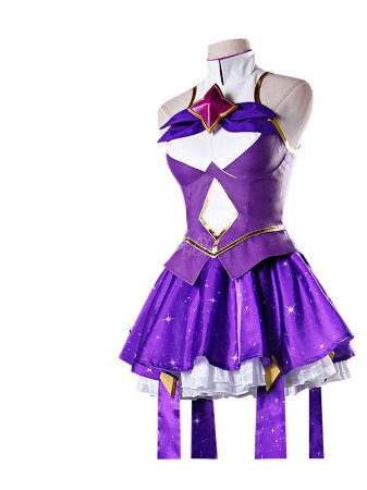 COSPLAY STARGUARDIAN SYNDRA LEAGUE OF LEGENDS