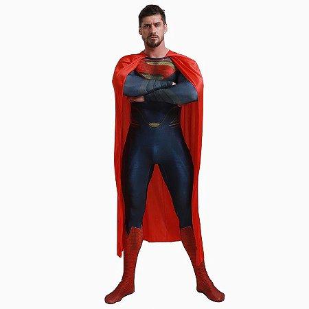COSPLAY MAN OF STEEL (2013) SUPERMAN ADULTO