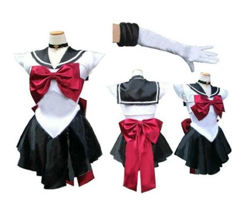 COSPLAY SAILOR PLUTÃO