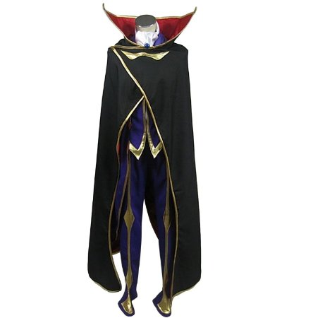 COSPLAY LELOUCH LAMPEROUGE CODE GUEASS