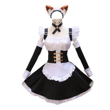 COSPLAY MAE EXTELLA FATE GRAND ORDER MAID