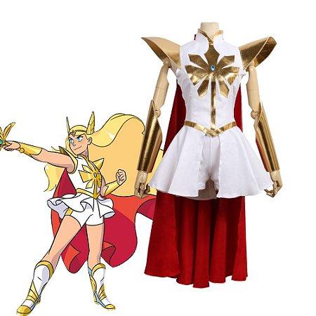 COSPLAY SHE-RA PRINESS OF POWER