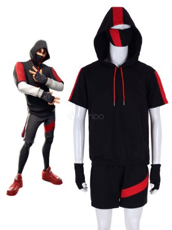 COSPLAY IKONIK SKIN FORTINITE