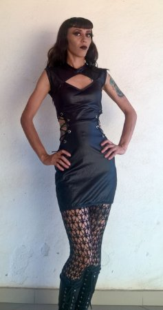 Vestido Dominy