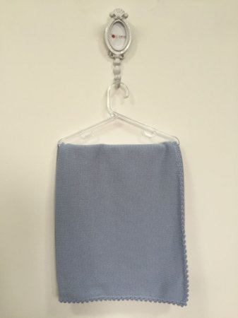 Manta turquesa - azul