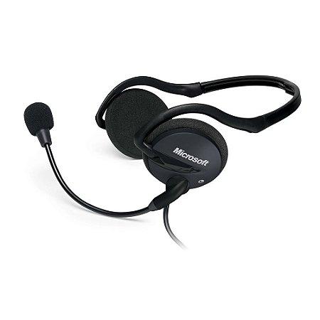 Headset LifeChat Microsoft  Lx-2000