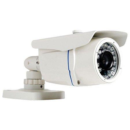 Câmera de Segurança Ir108 Infra 15 Metros 800 Linhas Digital IR Cut