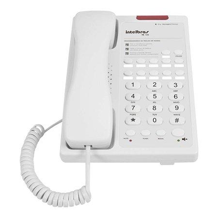 Telefone Executivo Intelbras Te 100 Branco