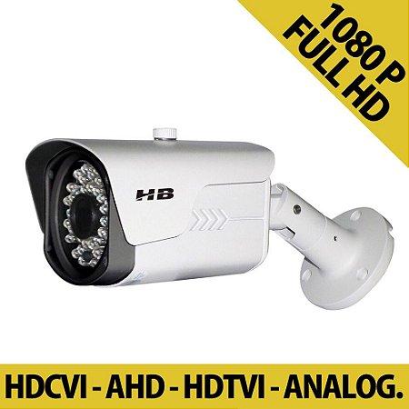Câmera Mult HD Hb 609 Full HD HB Tech 42 Leds 40 Metros Osd