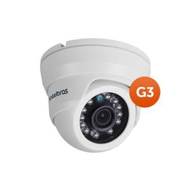 Câmera Intelbras Vmd 1010 Hibrida AHD 10 Metros 3ª Ger.