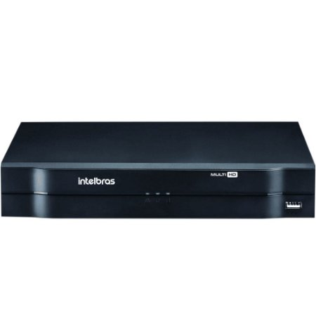 Dvr 4 Canais Multi HD Intelbras Mhdx 1004