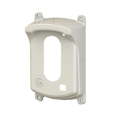 Proteção Interfone e Vídeo Porteiro Intelbras Iv4010 Iv7010 e Ipr8010  Branco