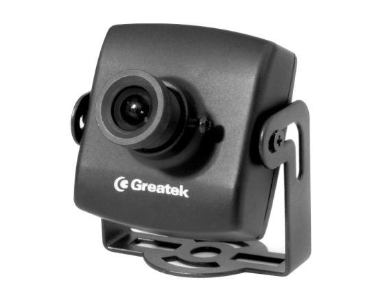 Mini Câmera Greatek 640 Linhas Lente 2,5 mm