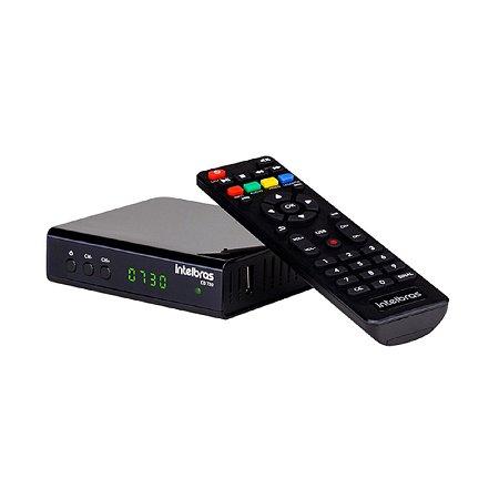 Kit Conversor Digital de TV Intelbras Cd 730 - Imagem em HD