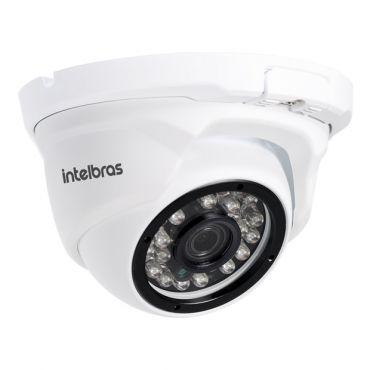 Câmera IP Intelbras VIP 1120 D 20 Metros Resolução HD 720p 1 Megapixel Lente 3.6mm
