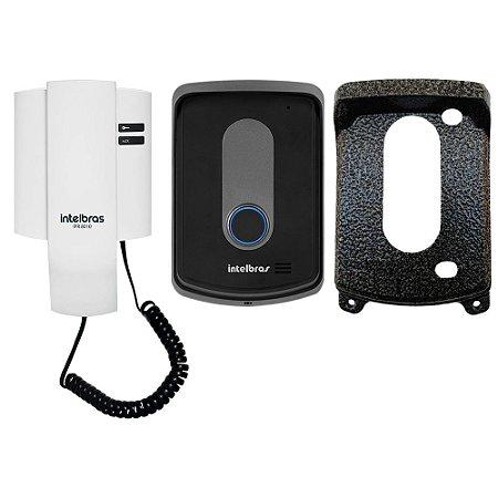 Interfone Residencial Intelbras IPR 8010 Com Protetor