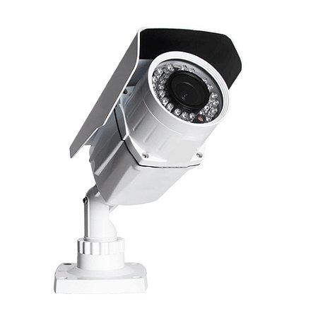 Câmera de Segurança Ir104 Lente 4mm 40 Metros 800 Linhas