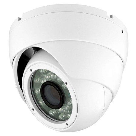 Câmera De Segurança Ferro Ir118 - Infravermelho Lente 3,6mm 800 Linhas Ccd 1/3