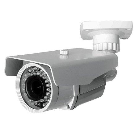 Câmera de Segurança Ir115 - Lente Varifocal 2,8 à 12mm Ccd Sony