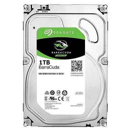 HD - Disco Rígido Interno 1 Terabyte Sata III