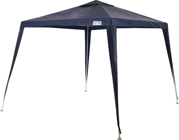 Tenda Gazebo 2,4 x 3m Ráfia Azul - Mor