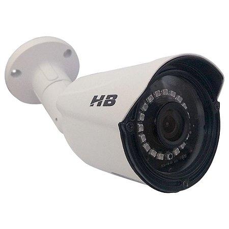 Câmera de Segurança Infra Full HD 2.0 Megapixel 1080p Multi HD 4 em 1 Hb-410 HDCVI, HDTVI, AHD e Analógico