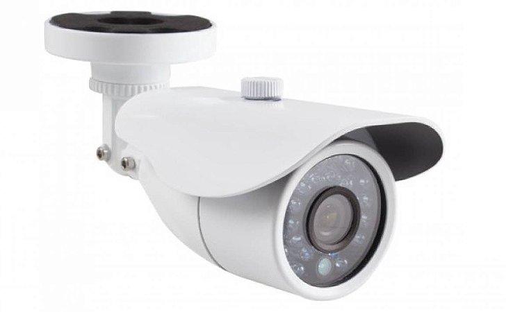 CÂMERA FULL HD 2MP MULTI HD  AHD / HDTVI / HDCVI / CVBS 36 LEDS INFRA 35M