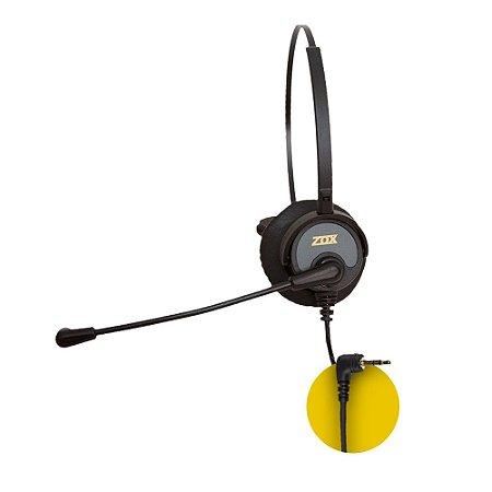 Headset Zox HZ-30 Plug P1