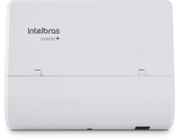 Microcentral de telefonia fixa e sem fio Pabx Intelbras Conecta +