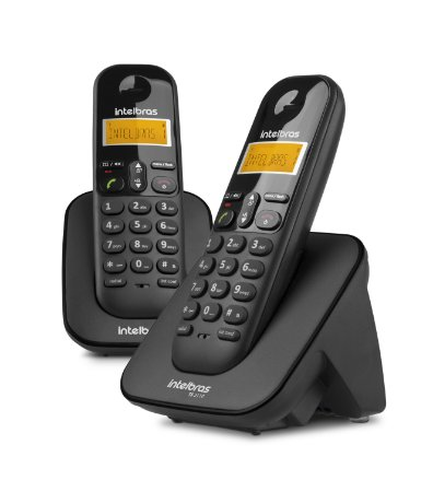 Telefone Sem Fio Intelbras Ts 3112 c/ Ramal