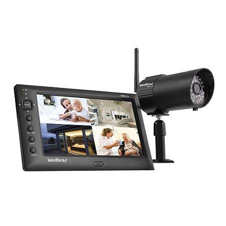 Kit Monitoramento Câmera Sem Fio Intelbras EHM-608