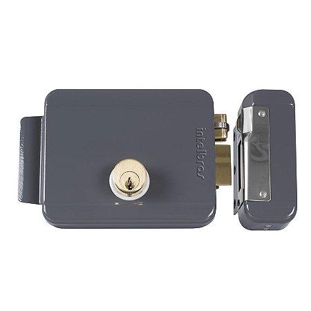 Fechadura Elétrica Intelbras Ffx 1000 Cilindro Fixo Ajustável