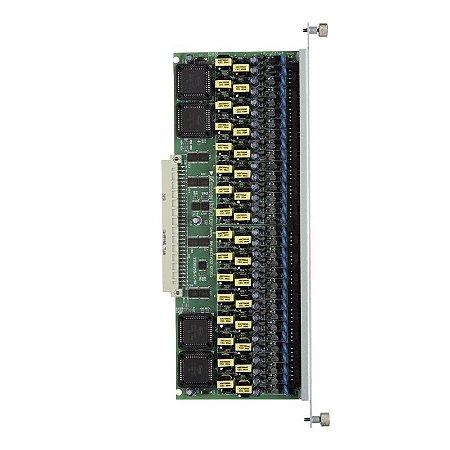 Placa 16 Ramais Balanceada Maxcom Intelbras CP 192/352