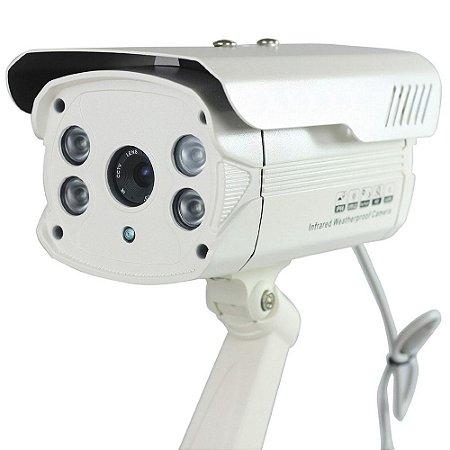 Câmera de Segurança Ir106 80 Metros 800 Linhas Ccd Sony 1/3
