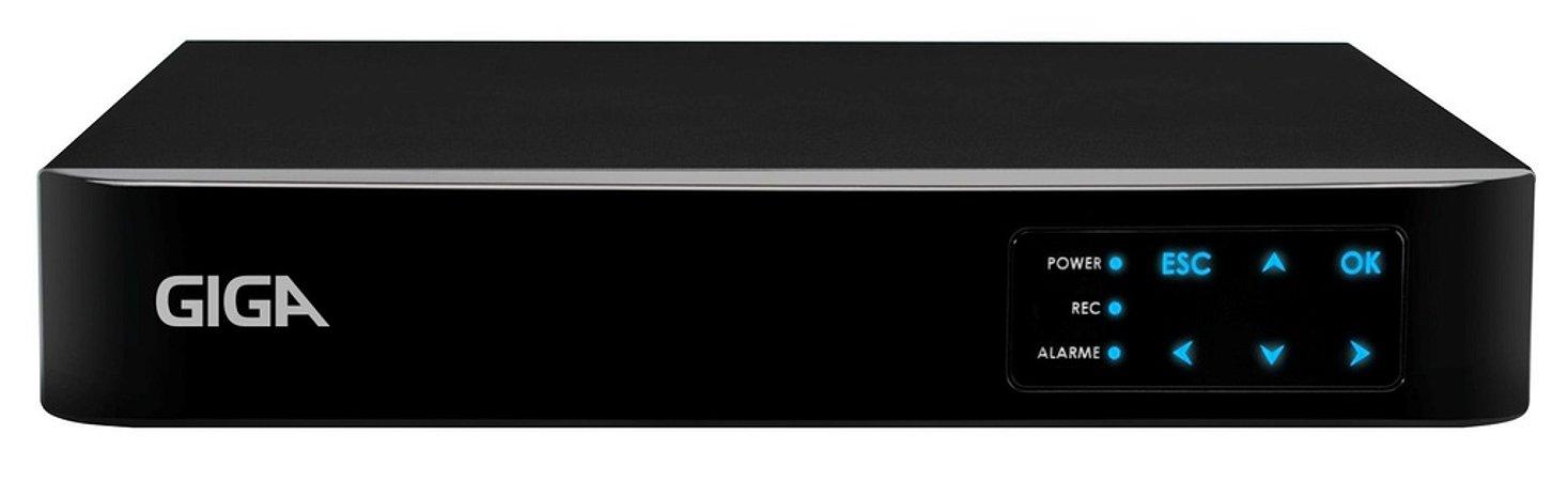 DVR Stand Alone GS 16960MAX Giga - 16 Canais HVR MAX