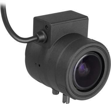 Lente Megapixel Varifocal Intelbras 3.5-8.0mm Xlm 3580 Auto-Iris