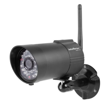 Câmera Avulsa Sem Fio Ehc 101 Serie 600 - Intelbras