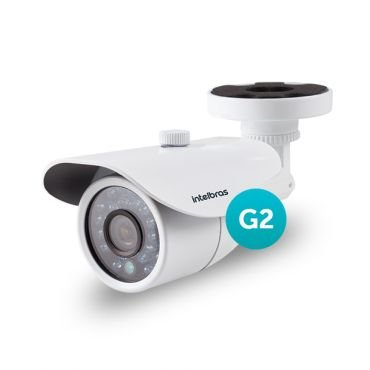Câmera Infravermelho Intelbras Vm 3120 1000 Linhas 20 Metros 2,8mm 2ª Ger